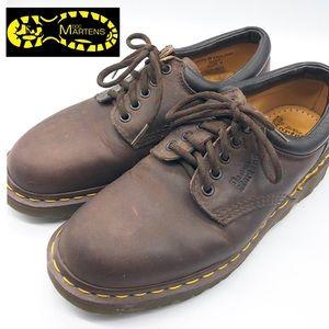 Dr Martens Original Brown Leather Loafer Men's 8